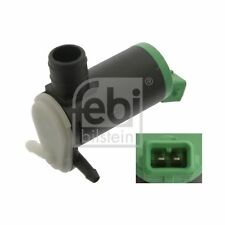 Windscreen Washer Pump (Fits: Fiat) | Febi Bilstein 14361 - Single