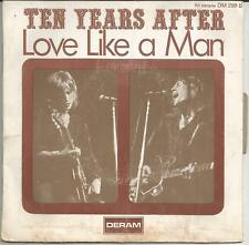 TEN YEARS AFTER Love like a man FRENCH SINGLE DERAM 1970