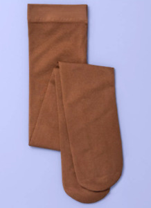 3 Pack girls tights xs brown (2T-4T) More than Magic! for dancers leotard tights