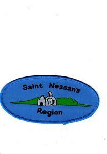 Boy Scout Badge Ext SAINT NESSAN`S REGION CBSI Assn IRELAND