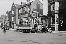 a0326 - Bristol Tram 144 in Fishponds Road - photograph