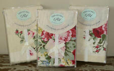 NEW Rachel Ashwell Treasures HYDE PARK Simply Shabby Chic STANDARD PILLOW SHAMS