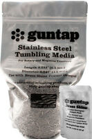 """7 1/2 Pounds Stainless Steel Tumbling Media Pins 7.5lb .047"""" x .255"""" Made in USA"""