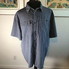 Pacific Trail Short Sleeve Crosshatch Shirt