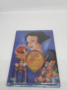 Snow White and the Seven Dwarfs (2 DVD set, 2001) Sealed