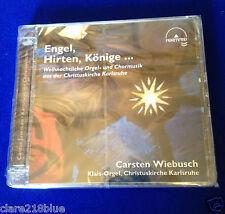 Cd Engel Hirten Konige, Christmas Organ and Choral Music, Neuf Scellé
