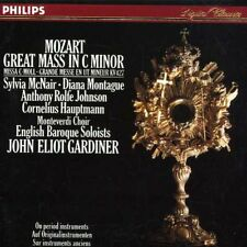 John Eliot Gardiner, W.a. Mozart - Great Mass in C [New CD]