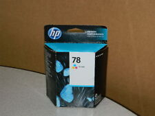 NEW HP 78 (C6578DN) Tri-Color Ink Cartridge