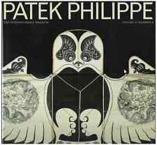 Patek PHILIPPE MAGAZINE Magazin volume II N # 4 quattro Vier Deutsch TEDESCO NUOVO