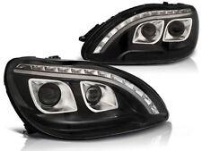 LED PHARES LPME97 MERCEDES W220 S-CLASS 1998 1999 2000 2001 2002-2005 NOIR