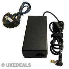 Para 19v 3.42 a Acer Aspire 5536 Laptop Cargador De Batería + plomo cable de alimentación