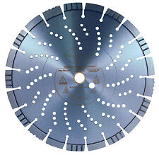 "14"" Guardian Premium diamond blade Conc / Asph - Great for Stihl cutoff saws"