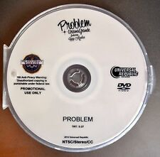 Ariana Grande DVD single music video PROBLEM ft Iggy Azalea  Not a CD single