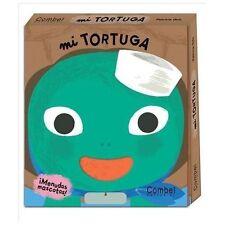 Mi tortuga (¡Menudas mascotas!) (Spanish Edition), Geis, Patricia, New Books