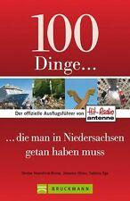 100 Dinge, die man in Niedersachsen getan haben muss | Buch