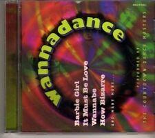 (DH157) Wanna Dance, The Countdown Dance Masters - 1997 CD