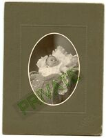 Antique Photo - WRIGHT Family Baby in Buggy - Red Lodge, Montana (George)