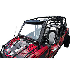 Tusk UTV Full Glass Windshield Vented Front Window Polaris RZR XP 4 1000 & Turbo
