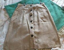 Jigsaw Linen Skirt Size 14
