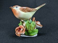 Vintage Herend Hungary Porcelain Figurine, Handpainted