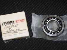 93306-20427-00 GENUINE YAMAHA BEARING YZ80 VMAX XT250 XT350 TT350 BIG BEAR WARRI