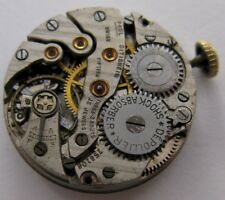 Paul Ditisheim ... watch movement & dial 15 j. 3 adj. for parts