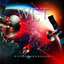 W.E.T. RETRANSMISSION CD ALBUM NEW (22ND JAN) phd