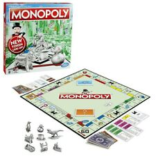 Monopoly Classic Board Game UK EDITION