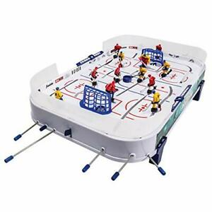 Franklin Sports Rod Hockey - Family Table Top Game with 12 Hockey Players -