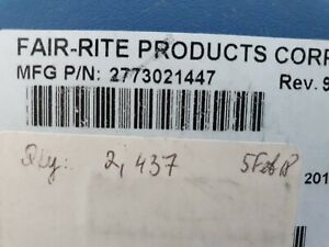 Fair-Rite Products Corp FERRITE BEAD 2SMD 1LN 2773921447 Lot of 40 pieces