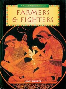 History Topic Books: The Ancient Greeks Farmers and... by Shuter, Jane Paperback
