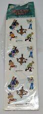 Sandylion Scooby Doo Sticker Sheet S02 Hanna-Barbera Full Cast WB Shaggy Velma