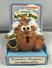 """I'm a December Hug"" - The Hug Factory Collectible Figure Nip"