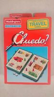 Cluedo - The Great Detective Game - Waddingtons 1997 - Travel Game - New