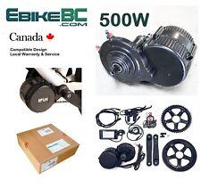 500 W 8Fun Bafang bicycle Mid Motor BBS 02 Drive Electric Bike conversion Kit