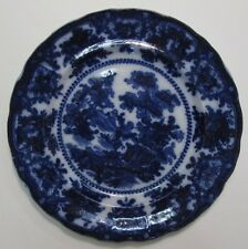 """FLOW BLUE - England China Dining Plate - 10"""""""