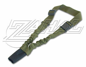 OD Green IDF Tactical Bungee Sling