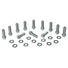 """Moroso 38400 Intake Manifold Bolt Kit - set of 12 3/8"""" -16 x 1-1/8"""""""