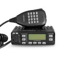 VV-898 Dual Band 136-174/400-470 10W Car Mobile Two-way Ham Radio Transceiver