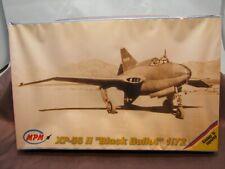 "MPM 1/72 Scale Northrop XP-56 II ""Black Bullet""  -  Factory Sealed"