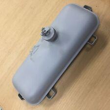 Small gallon portable backup gas tank for small equipment go carts generators
