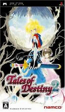 Namco Tales of Destiny 2 Play Station 2 Video Game NTSC-J Japanese Import