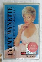 Anniversary 20 Years of Hits Tammy Wynette Rare 1987 Malaysia Cassette New