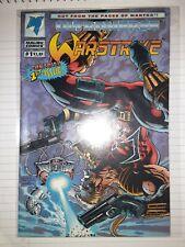 Warstrike #1 (1994 Series, Ultraverse, May 1994, Malibu)