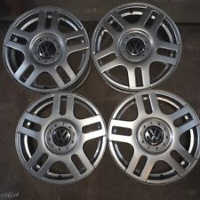 4 Alufelgen 1J0601025F VW Golf 4 5x100 6,5x16 ET42 IV Bora Edition Highline