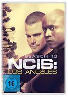 NAVY CIS LOS ANGELES-SEASON 10 - CHRIS O'DONNELL,DANIELA RUAH  6 DVD NEU