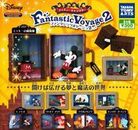 takaratomy-arts Disney 2 Gashapon 5set mascot capsule toys Figures Complete set
