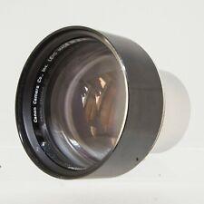 Canon C-8 Super 8 Tele Converter 14-70mm F1.2 Lens - 49mm Thread - Mint