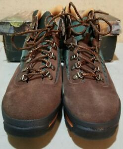 New Timberland #95054 Hiker Boot 10W Brown/Green (6865)