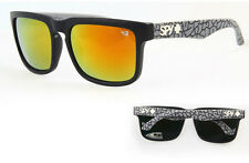 KEN BLOCK SUNGLASSES  MEN CYCLING SPY SUNGLASS GREY RIMMED-SEPARATINE FULL KIT